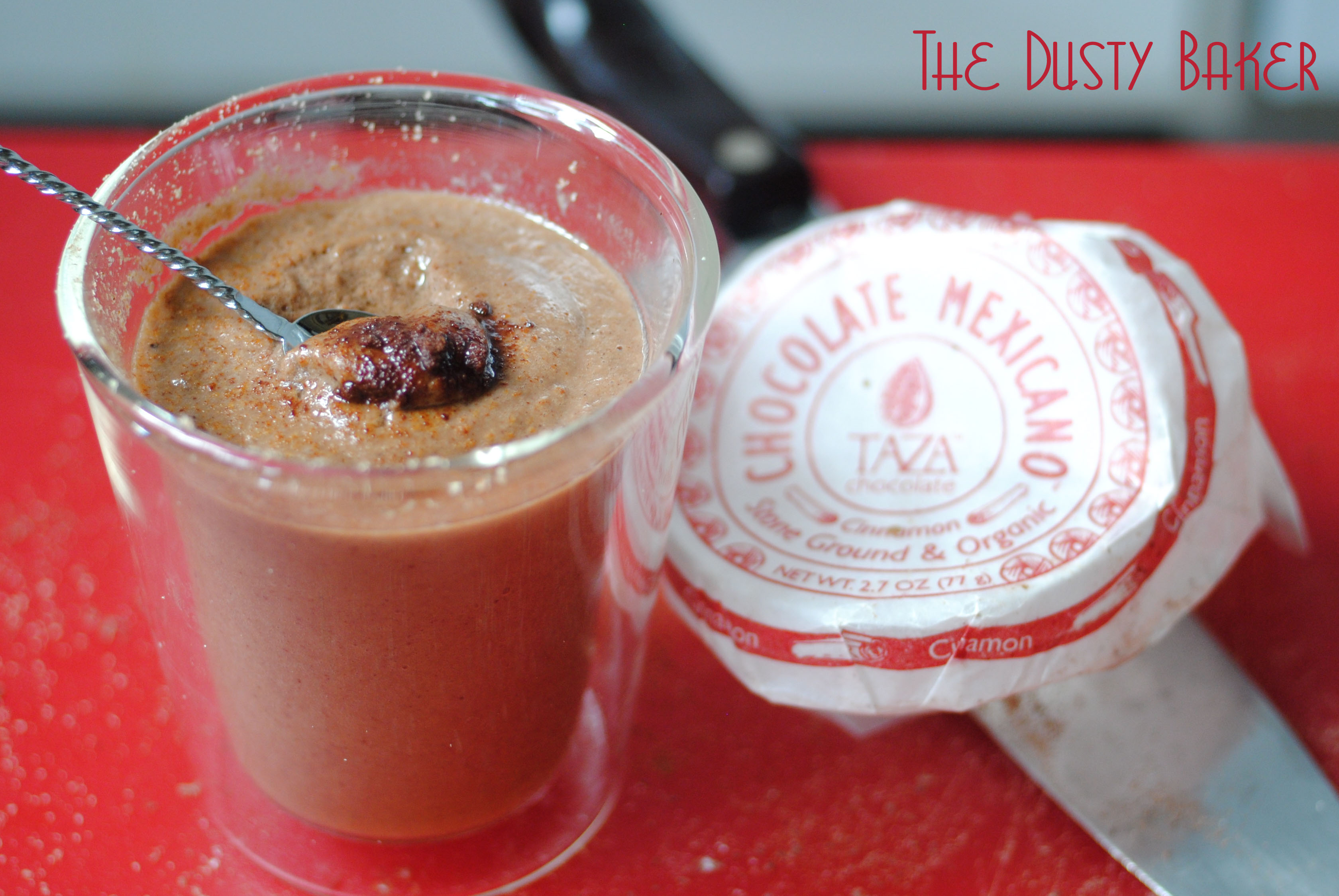 how to make hot chocolate foam