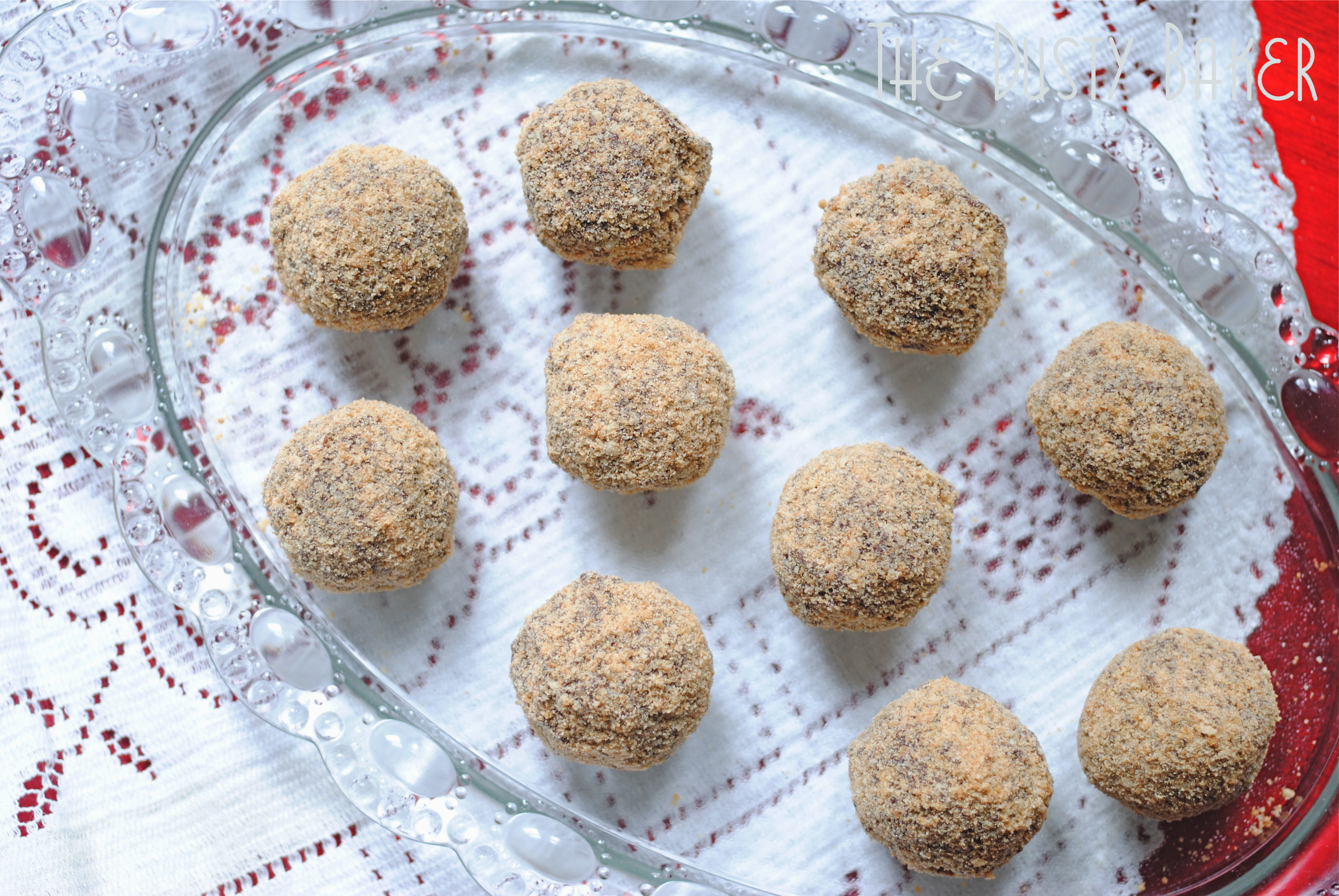 Milk Bar Mondays – Carrot Cake Truffles (gluten and dairy free ...
