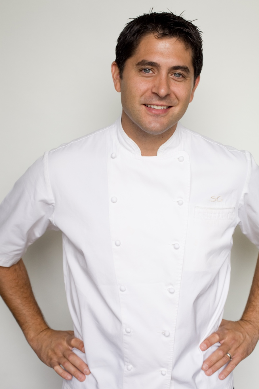 Chef/Owner Shea Gallante, Ciano (photo Kelly Neal)