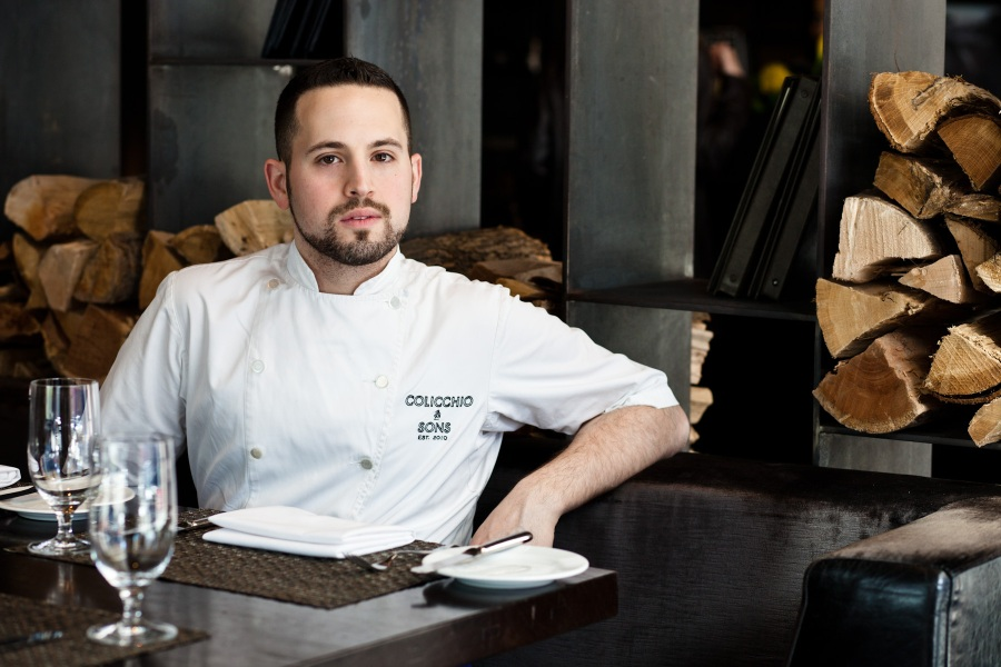 Pastry Chef Stephen Collucci, Colicchio and Sons
