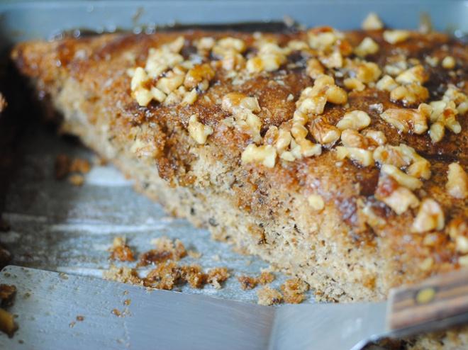 Gluten-Free Greek Walnut Cake - JacquelineRaposo-2