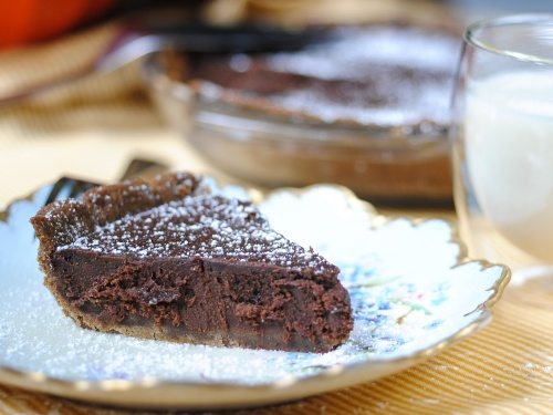 Gluten-dairy-free Milk Bar Mondays Brownie Pie Love...