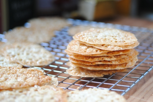 Gluten-Free Lace Cookies - The Dusty Baker-2