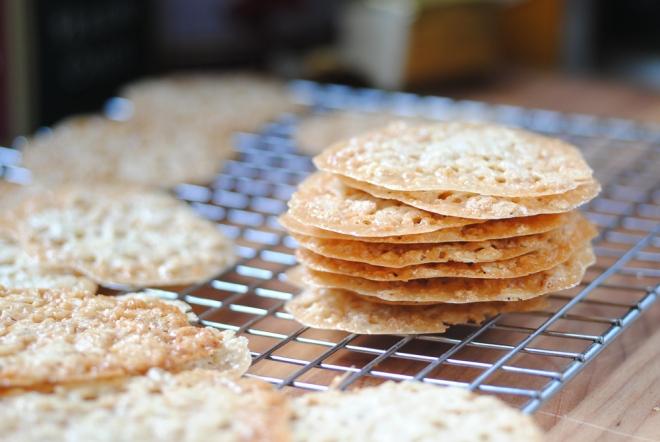 Gluten-Free Lace Cookies - The Dusty Baker-2