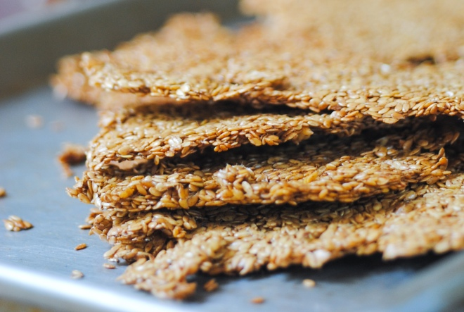 Gluten-Free Flax Granola - The Dusty Baker-1