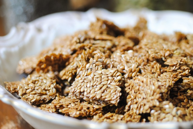 Gluten-Free Flax Granola - The Dusty Baker-3
