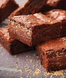 Johnny Iuzzini - Choclate Chipotle Brownies
