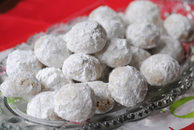 Gluten-Free Walnut Butter Balls - The Dusty Baker-2