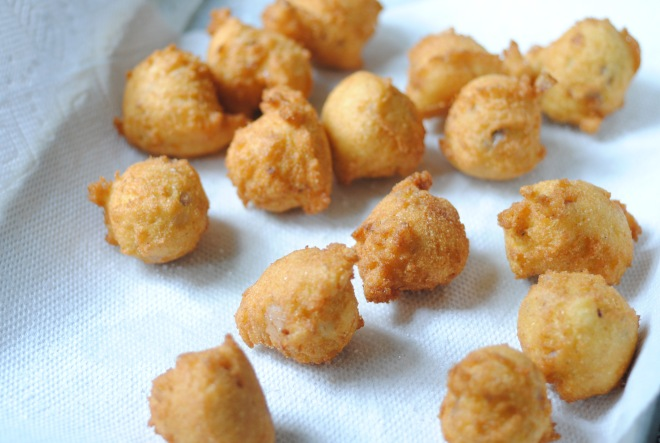 Gluten-Free Hush Puppies - The Dusty Baker-1